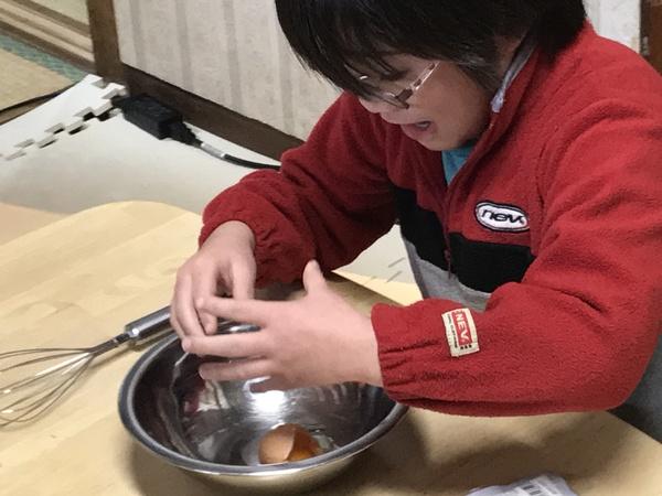 マドレーヌ作り!【キッチンブレス日記】