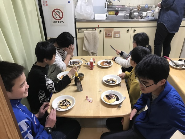 パンケーキ!【キッチン・ブレス日記】