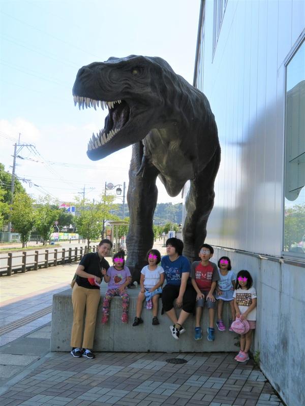 恐竜博物館【キッチン・ブレス日記】